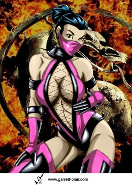 Mortal kombat Cartoon Sex